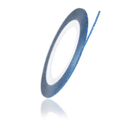 Нить на клеевой основе TNL, перламутровая, синяя