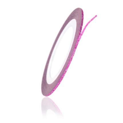 Нить TNL Professional для ногтей на клеевой основе розовый
