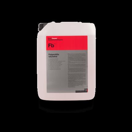 Бескислотный, реакционный очиститель ржавого налёта FELGENBLITZ (11 кг) Koch Chemie 218011