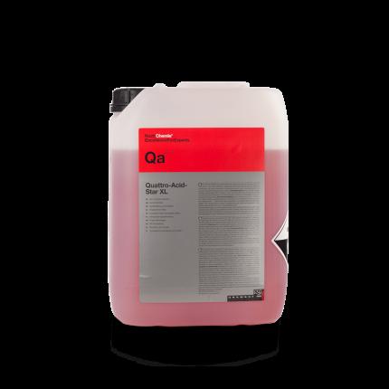 4-х кислотный очиститель колёсных дисков Koch Chemie QUATTRO-ACID-STAR XL (11 кг) 444011