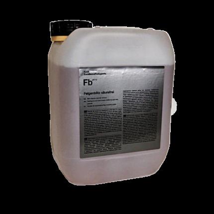 Бескислотный, реакционный очиститель ржавого налёта  FELGENBLITZ (5 кг) Koch Chemie 218005