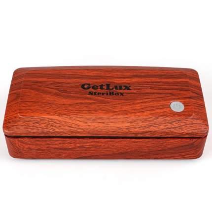 Автономный ультрафиолетовый стерилизатор GetLux SteriBox красное дерево