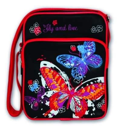 Сумка подростковая Феникс+ Красивая бабочка