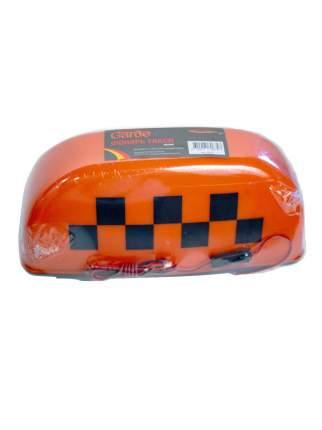 Автомобильный фонарь Garde - лампа Такси, шашечки на магните малый
