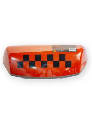 Автомобильный фонарь Garde - лампа Такси, шашечки на магните большой