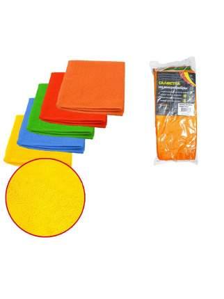 Набор салфеток из микрофибры для автомобиля 15 штук, 30х30 см