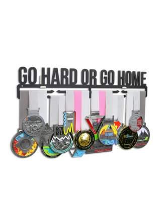 Держатель для медалей (Медальница) Go hard or go home