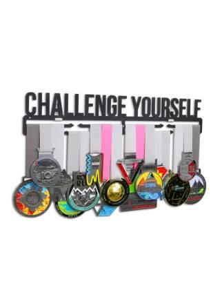 Держатель для медалей (Медальница) Challenge yourself