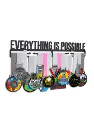 Держатель для медалей (Медальница) Everything is possible