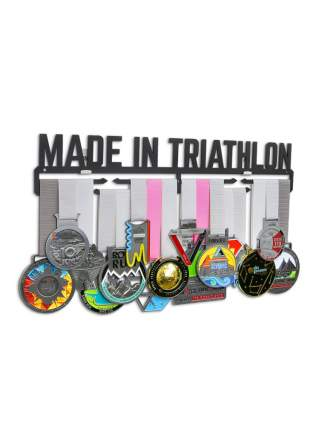 Держатель для медалей (Медальница) Made in triathlon