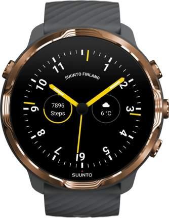 Спортивные наручные часы Suunto 7 Grafite Copper