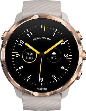 Спортивные наручные часы Suunto 7 Sandstone Rosegold