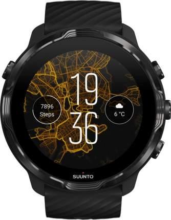 Спортивные наручные часы Suunto 7 All Black