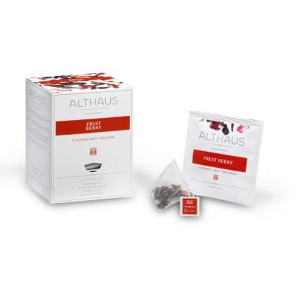 Чай фруктовый в пирамидках Althaus фрут берри 15*2.75 г
