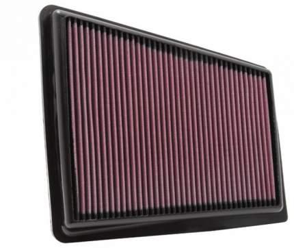 K&N 33-2426 Фильтр воздушный в штатное место для HYUNDAI GENESIS 4.6L V8;2009
