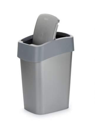 Контейнер для мусора FLIP BIN 10л графит