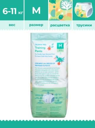 Трусики-подгузники Offspring Лес 3/M (6-11 кг), 42 шт.