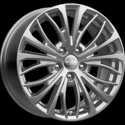 Колесный диск КИК R17 ZV Mazda 6 (КС873) 7.5/5х114.3х67.1/50 Дарк платинум 74844