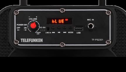 Музыкальный центр мини Telefunken TF-PS2301
