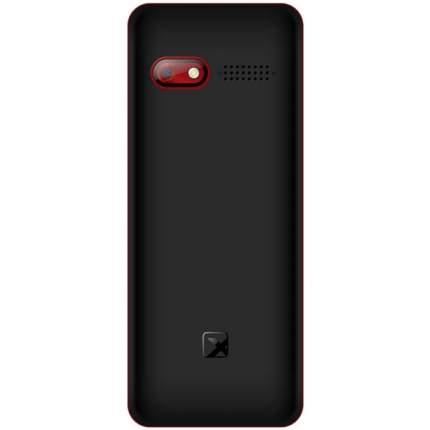 Мобильный телефон teXet TM-309 Black/Red