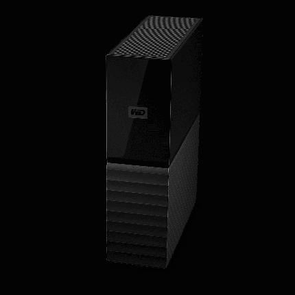 Внешний жесткий диск WD WDBBGB0040HBK-EESN