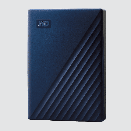 Внешний жесткий диск WD WDBA2F0040BBL-WESN