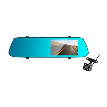 """Видеорегистратор SHO-ME SFHD-800 (зеркало 4,3"""" , 2 камеры)"""