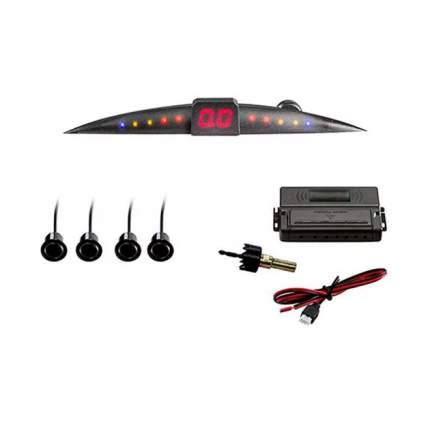 Датчики парковки INTERPOWER IP-422 BLACK 4 датчика (21 mm)