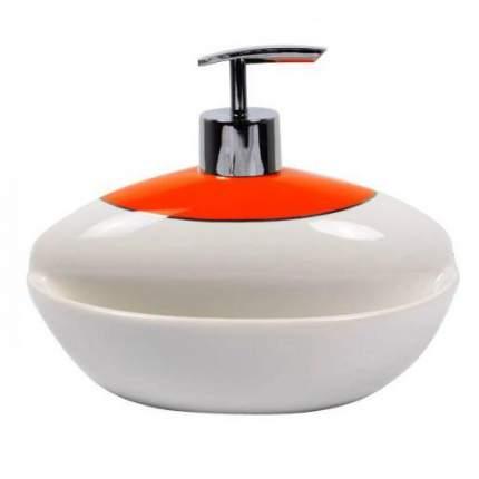 Дозатор для жидкого мыла PRIMANOVA, ATRIA, 18х11х15 см