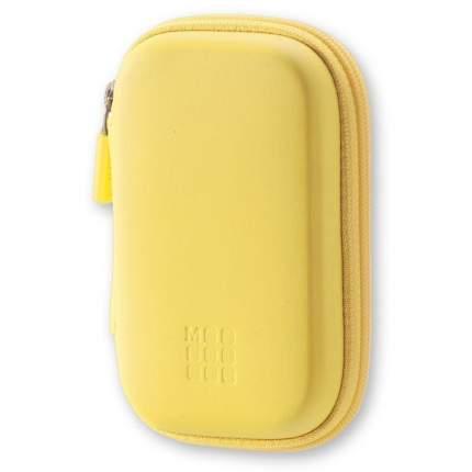 """Чехол для путешествий Moleskine """"Journey Pouch XS"""", желтый, 70х110x30 мм"""