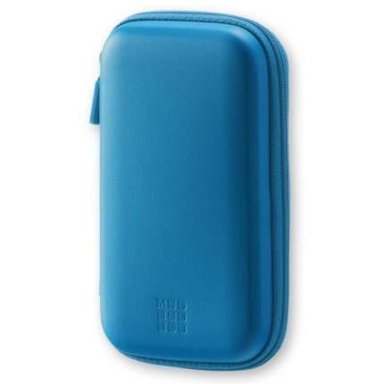 """Чехол для путешествий Moleskine """"Journey Pouch Small"""", синий, 90х142x32 мм"""