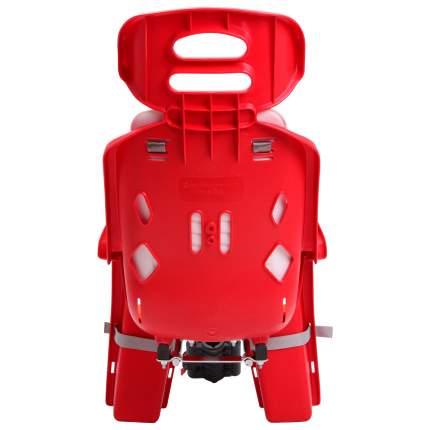 Детское велокресло заднее Sunnywheel SW-BC-137 красное