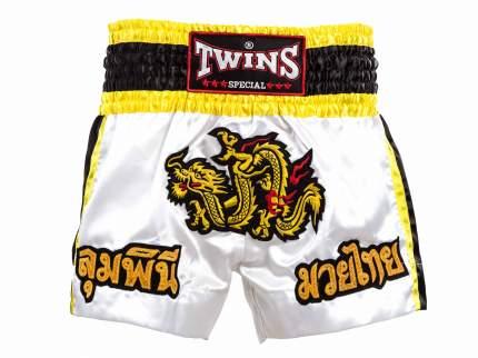 Трусы Twins TBS-14, white, XL