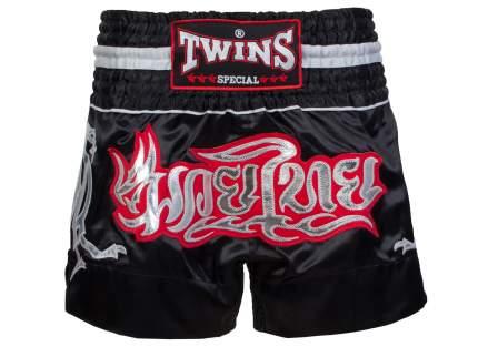Трусы Twins T153, black, S