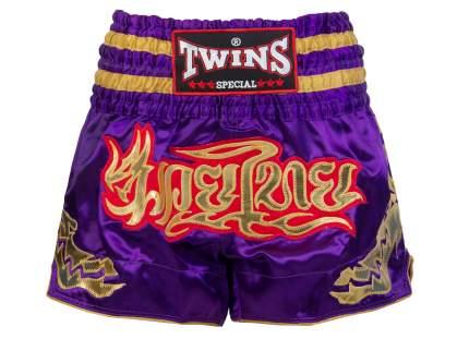 Трусы Twins T152, purple, L