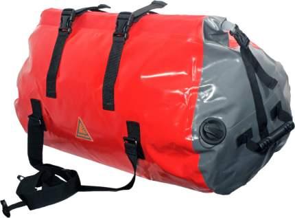 Гермосумка WoodLand Waterbag 120 л красная