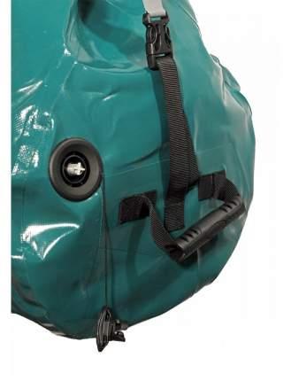 Гермосумка WoodLand Waterbag 120 л зеленая