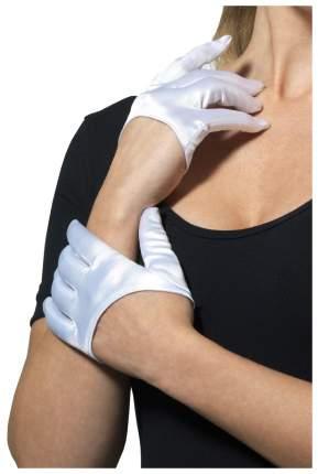 Ультракороткие атласные перчатки Fever