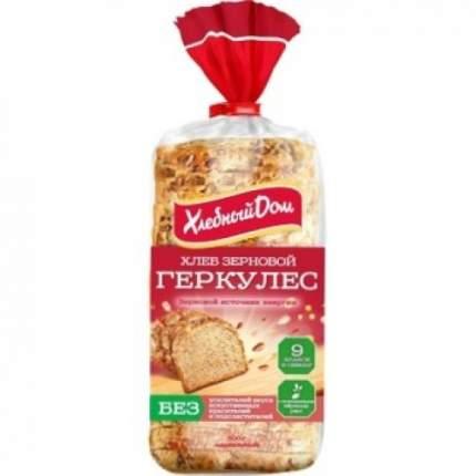 Хлеб геркулес зерновой нар.500г хд