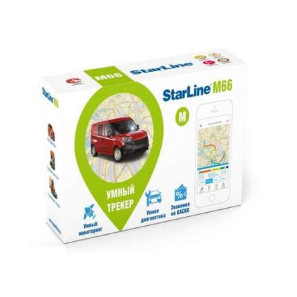 Трекер StarLine M66 M ECO