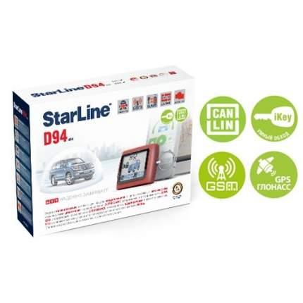 Брелок StarLine D94 Slave ж/к
