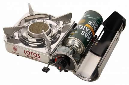 Плита газовая портативная Tourist Lotos Ceramik (TR-350)
