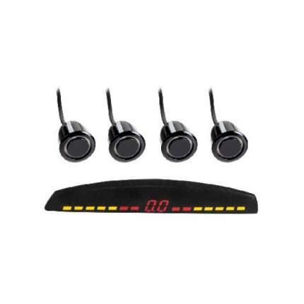 Датчики парковки INTERPOWER IP-415 BLACK 4 датчика (19 mm)