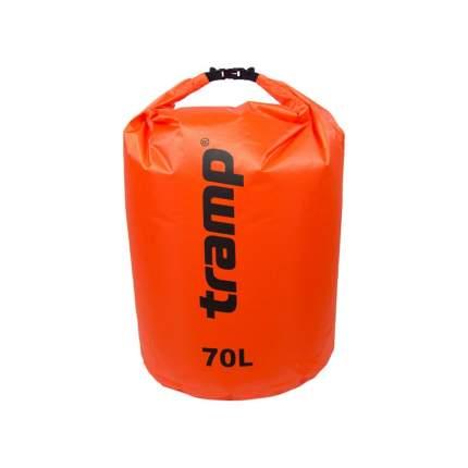 Гермомешок Tramp Diamond RipStop orange 70 л
