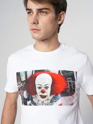 Футболка мужская ТВОЕ 64596 белая L