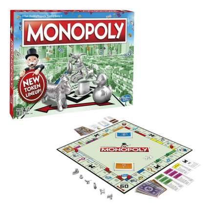 Экономическая настольная игра Hasbro Monopoly Classic Game
