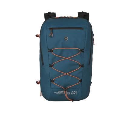 Рюкзак Victorinox. Altmont Active L.W. Expandable Backpack, бирюзовый, 33x21x49 см, 25 л