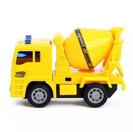 Машина инерционная «Бетономешалка», масштаб 1:20 Sima-Land