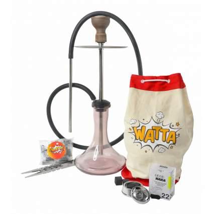 Кальян Rapier из нержавеющей стали в комплектации от Watta WAT19192