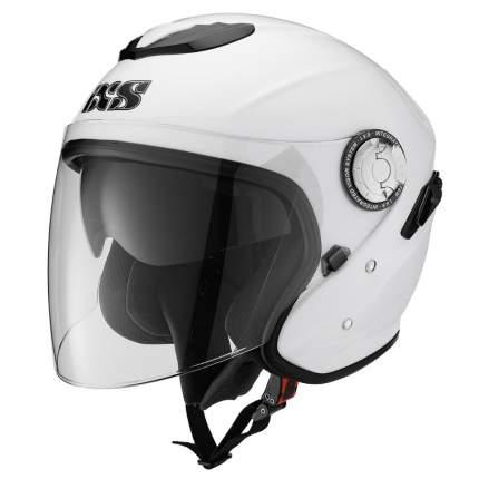 Мотошлем открытый IXS HX 91 X10801 001 White XL